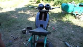 Электроцикл ЭРАЛ 19