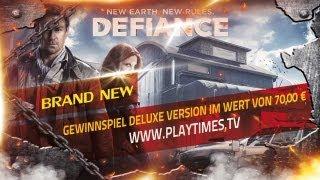 Defiance Deluxe Version - Gewinnspiel auf Playtimes TV