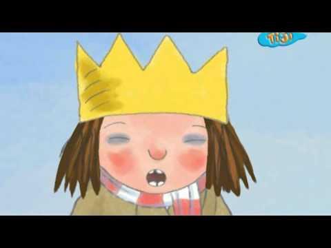 Мультик Маленькая принцесса  - Я не люблю салат 011