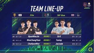 Elite vs TNP Blue - Vòng Bảng Ngày 3 [EACC Spring 2019]