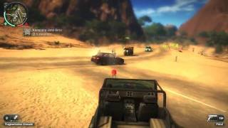 Just Cause 2 PC Demo Gameplay [HD]