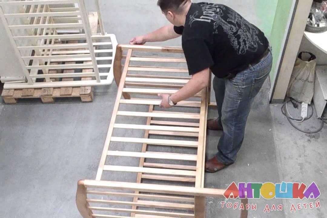 Кровать Алита2
