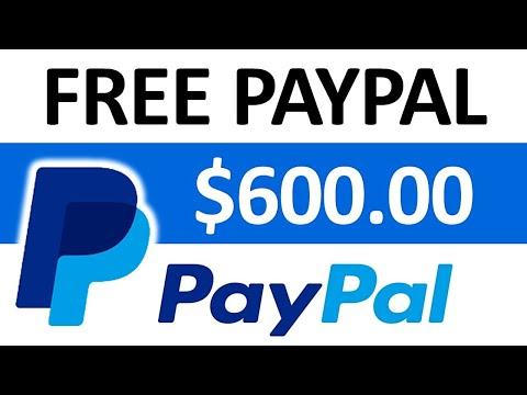 Earn Free PayPal Money Worldwide (PROOF!) Make Money Online 2021