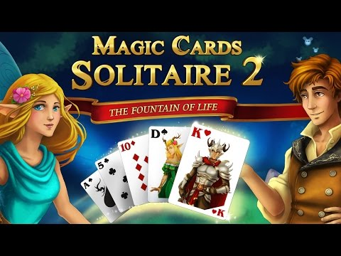 Magic Cards Solitaire 2 Big Fish Games