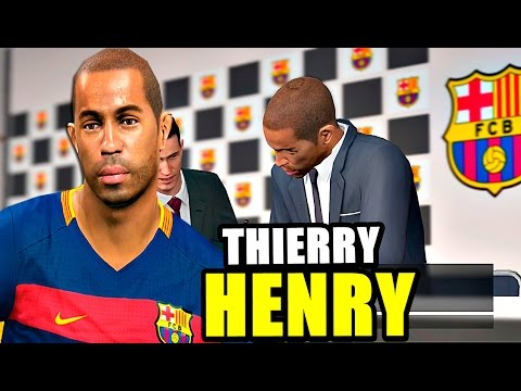 THIERRY HENRY ficha