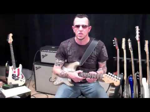 Gary Hoey - Guitar Workshop Plus promo