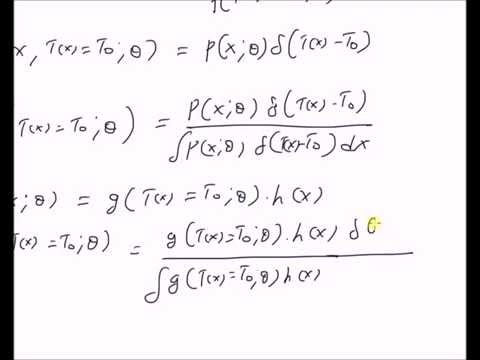 Neyman Fisher Factorization Theorem: Proof