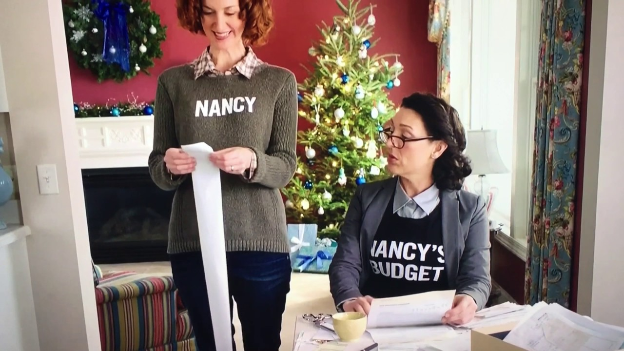 FingerHut (Nancy & Nancy's Budget) Christmas Commercial 2016 ...