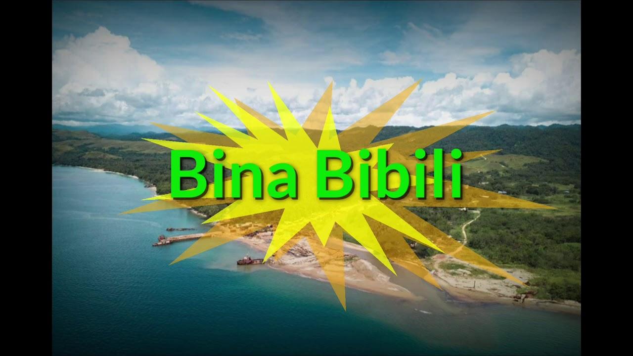 Bina Bibili ( kula Hits) Solomon island local music