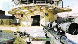 Modern Warfare 3 Quick Scope Montage