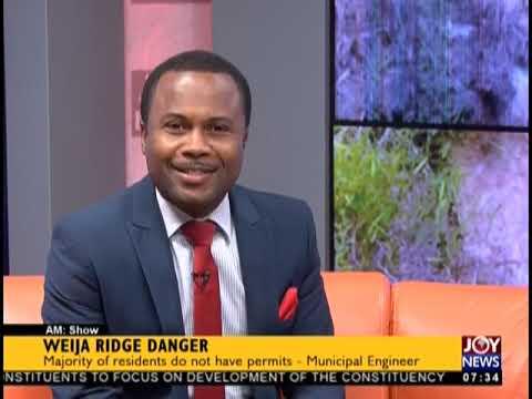 Weija Ridge Danger - News Desk on JoyNews (4-12-18)