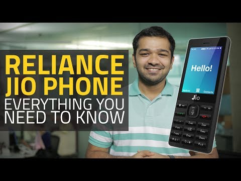 Reliance Jio Phone | Price, Specifications, Features, and More