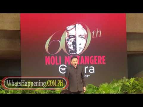 Noli Me Tangere,The Opera Press Preview