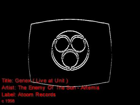 Enemy Of The Sun - Artemis: Genex ( Live At Unit )