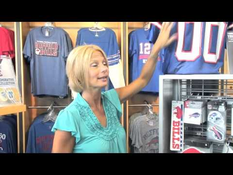 Buffalo Bills Official Merchandise at The Bills Store - Delaware North Companies
