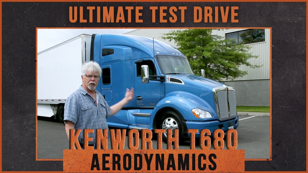 2018 Kenworth T680: An Updated Aero Package