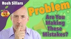 Digital Marketing Problems