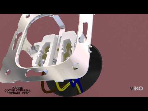 Viko KARRE / Montaj eğitim animasyonu