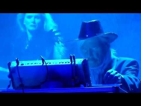 Tangerine Dream - Hermaphrodite (live in Wien 2014)