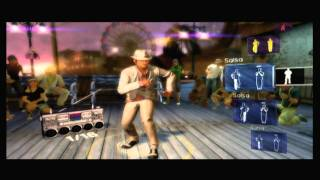 CGR Undertow - DANCE CENTRAL for Xbox 360 Video Game Review