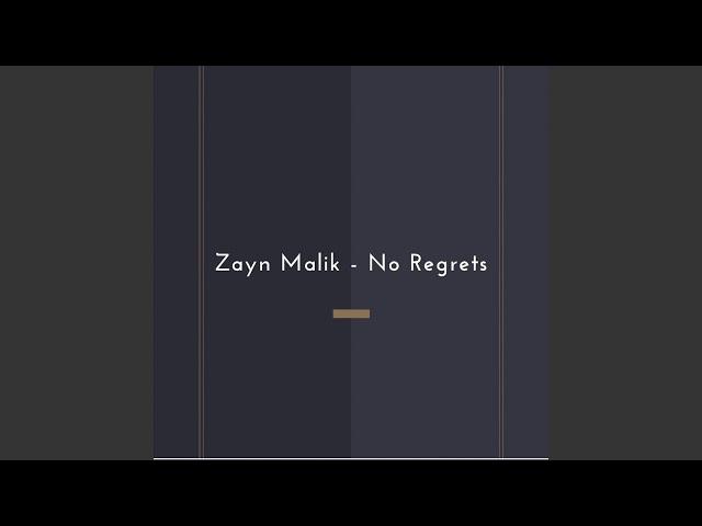 NO REGRETS DAPPY MP3 TÉLÉCHARGER