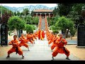 Five Laws of Shoulin Kung Fu