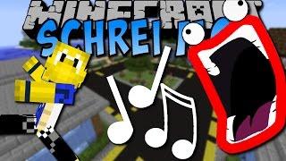 Minecraft SCHREI MOD (Apokalypse, Yell Mod) [Deutsch]