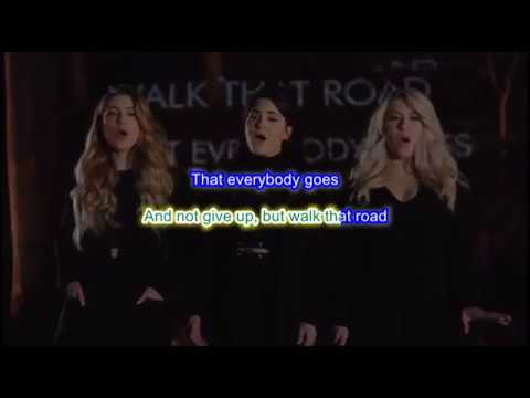 OG3NE - Lights And Shadows KARAOKE WITH LYRICS (The Netherlands) Eurovision 2017