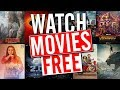 Top 3 Websites To Watch  Movies Online For Free In 2018|Watch Movies Online 2018|Techno Daddy