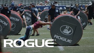 Rogue Creatures at the CrossFit Games