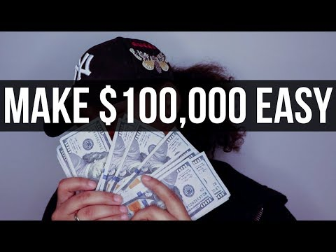 Easiest Way To Make $100,000 | CPA Affiliate Marketing Training thumbnail