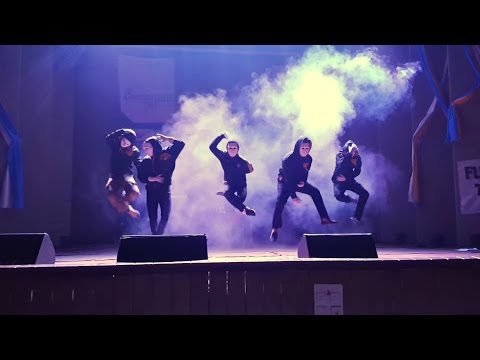 Uptown Funk Gang Group Dance by Ananna & Co. - Chemical Day 2016