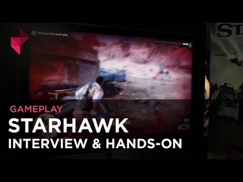 Starhawk - Interview and Hands-On