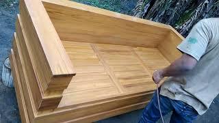 Kursi Tamu Minimalis Box.  Jepara Furniture