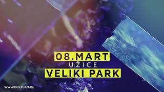 Maya Berović - Pravo vreme - 08.03.2019. Hala Veliki Park, Užice (Najava koncerta)