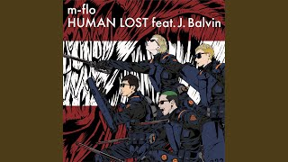 Cover images HUMAN LOST feat. J. Balvin Spanishi Version