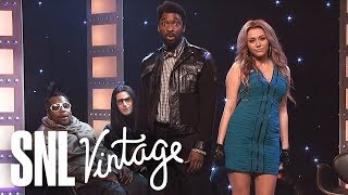 Our Time! With Taboo and apl.de.ap. - SNL