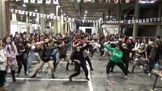 Kpop Random Dance Challenge by @Kaibaibostudio - Japan Weekend Valencia November 2018