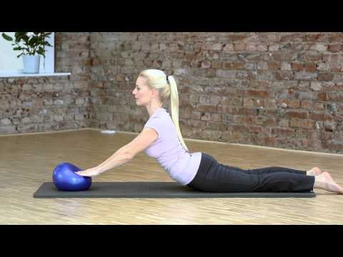 Video: Sissel Soft Pilates Ball