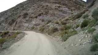 Bajada caracoles a Villavicencio,Las Heras Mendoza Argentina