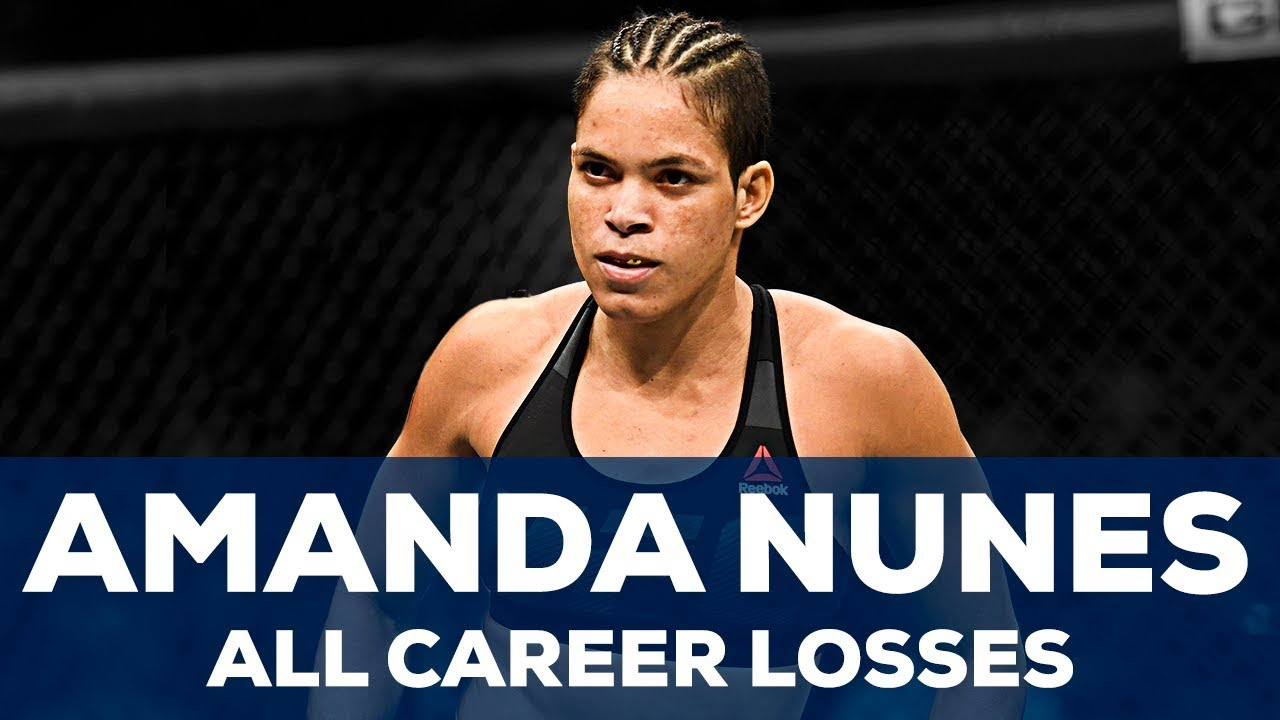 Download Amanda Nunes All Career Losses | Highlights