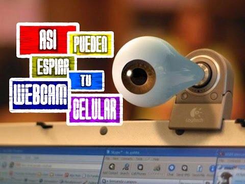 Así pueden espiar las cámaras de tu celular y computadora