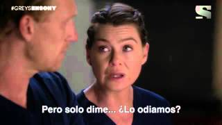 Grey´s Anatomy - Adelanto EXCLUSIVO Episodio 7  Temporada 12