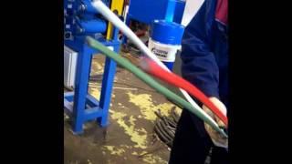 станок для разделки кабеля стриппер СТ-06.avi(Станок для снятия ПВХ изоляции, брони с кабеля Станок «Стриппер» предназначен для отделения с кабеля наруж..., 2011-08-29T09:55:08.000Z)