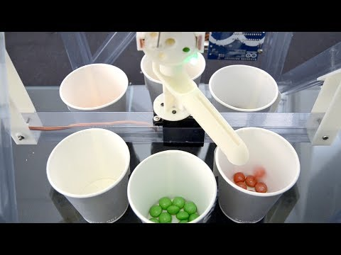 Sorting Machine - Skittles and M&M's