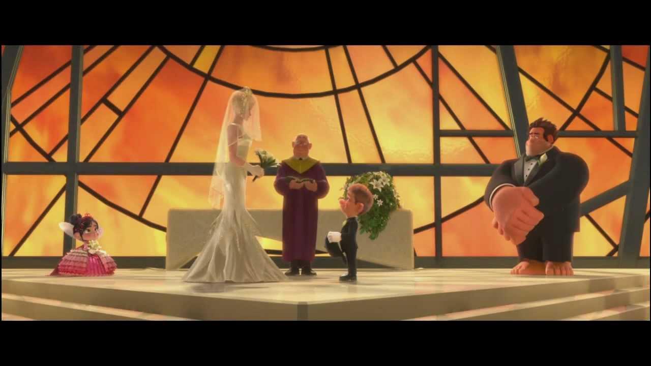 Ralph el Demoledor: Felix jr. el reparador se casa ...