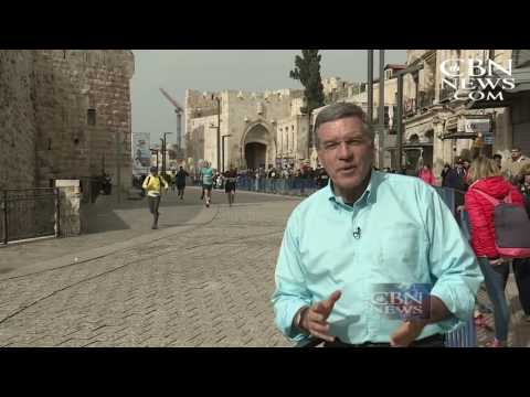 Jerusalem Dateline: 03/17/17 30,000+ Run in Record Jerusalem Marathon