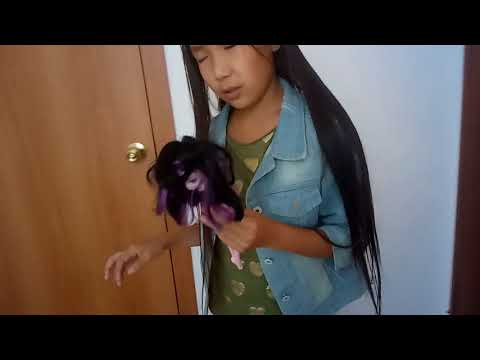 Фильм ужастик -  кукла. 1 часть.