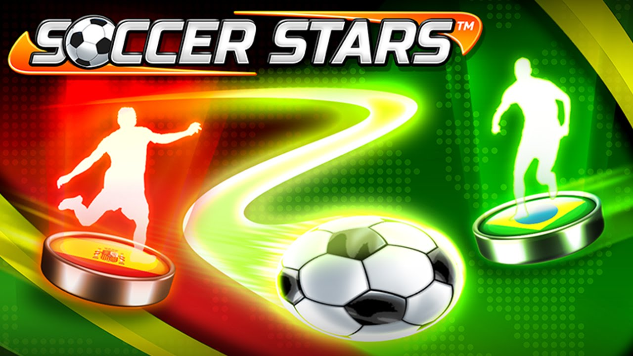 Soccer Stars Official Trailer