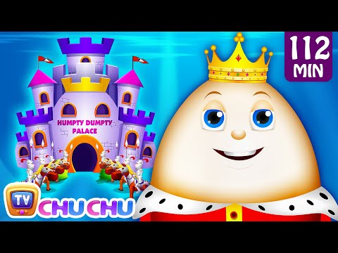 Humpty Dumpty Sat On A Wall and Many More Nursery Rhymes for